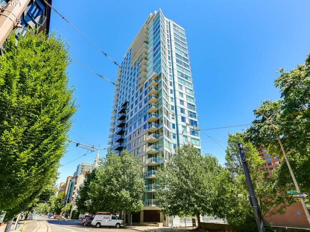 1500 SW 11th Ave #1702, Portland, OR 97201 (MLS #21398739) :: The Liu Group