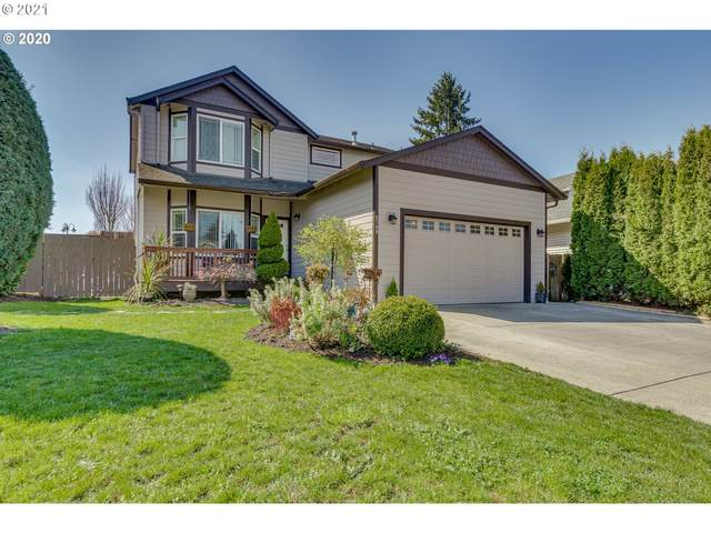 8709 NE 87TH Cir, Vancouver, WA 98662 (MLS #21398954) :: Stellar Realty Northwest