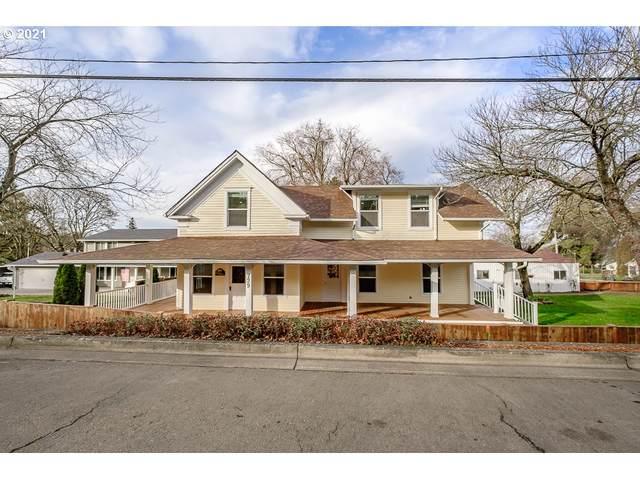 729 N Main St, Brownsville, OR 97327 (MLS #21398968) :: Premiere Property Group LLC