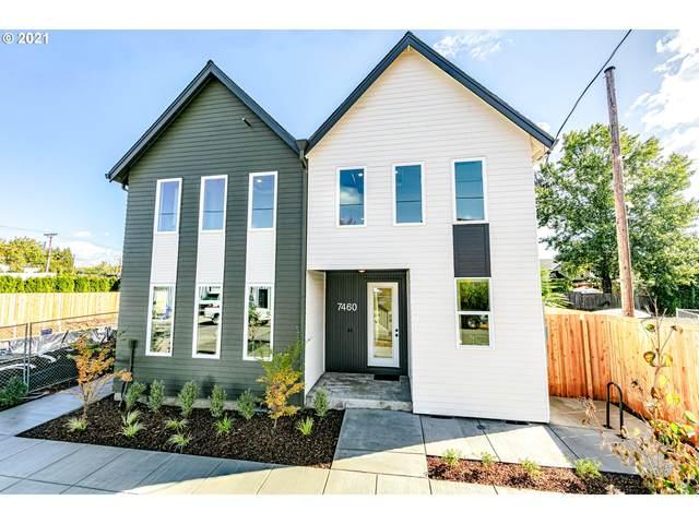 7460 N Oswego Ave #6, Portland, OR 97203 (MLS #21399080) :: Oregon Farm & Home Brokers