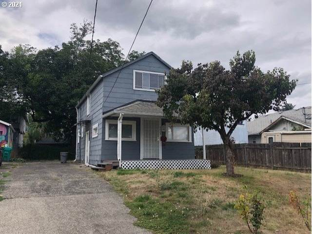 4805 NE 110TH Ave, Portland, OR 97220 (MLS #21399108) :: Song Real Estate