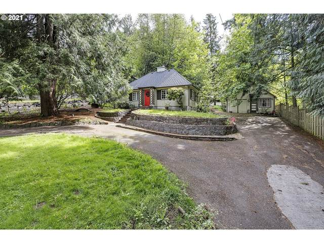 2440 SW 87TH Ave, Portland, OR 97225 (MLS #21399179) :: Next Home Realty Connection