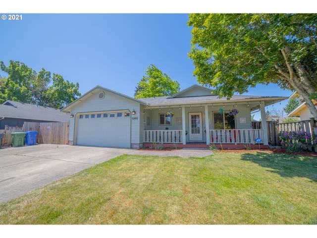 1360 Andersen Ln, Eugene, OR 97404 (MLS #21399266) :: Song Real Estate