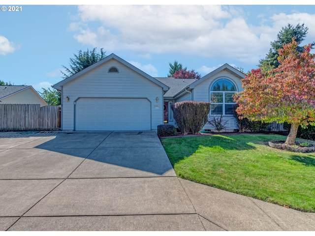 966 Belair Dr, Eugene, OR 97404 (MLS #21399296) :: Fox Real Estate Group