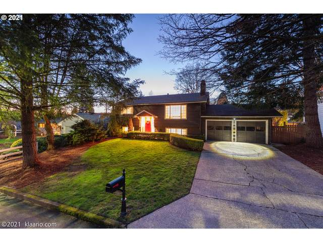 13511 SW 62nd Ave, Portland, OR 97219 (MLS #21399317) :: Beach Loop Realty