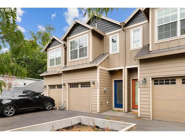 1832 SW Evans St, Portland, OR 97219 (MLS #21399335) :: Keller Williams Portland Central