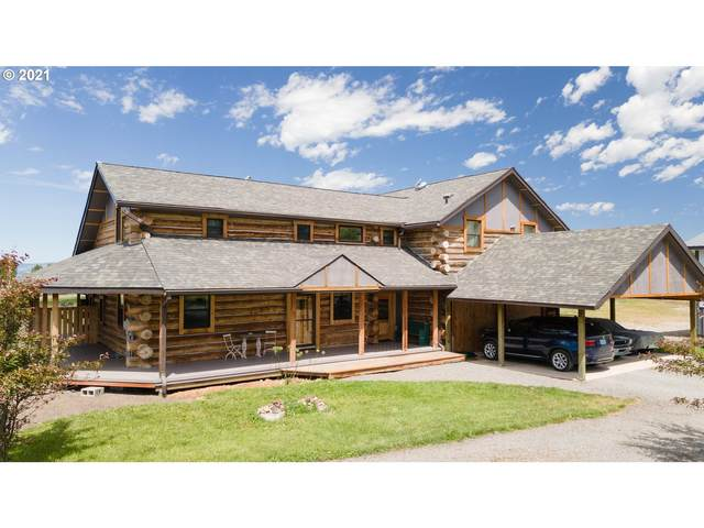 60910 Sharp Rd, Cove, OR 97824 (MLS #21399438) :: Tim Shannon Realty, Inc.
