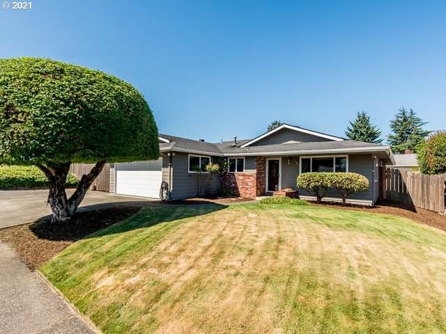 3127 NE 141ST Ave, Portland, OR 97230 (MLS #21399472) :: Real Estate by Wesley