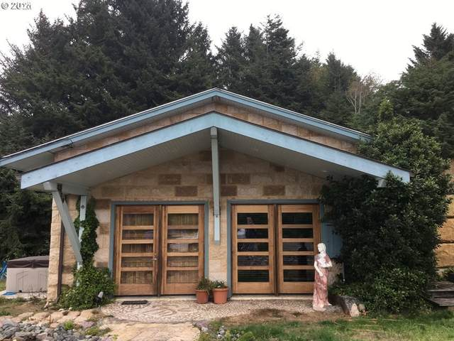 95179 Horizon Dr, Gold Beach, OR 97444 (MLS #21399505) :: McKillion Real Estate Group