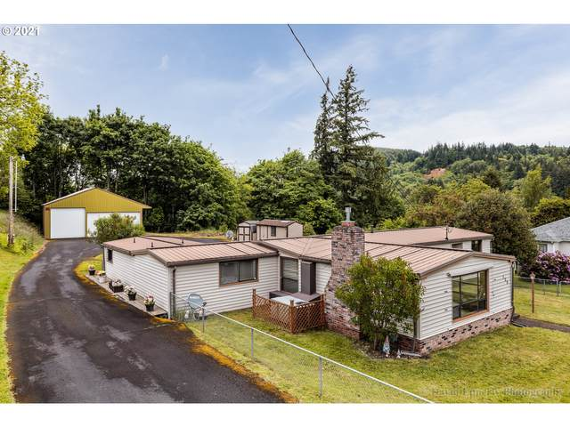 120 SW Norman St, Clatskanie, OR 97016 (MLS #21399529) :: Next Home Realty Connection