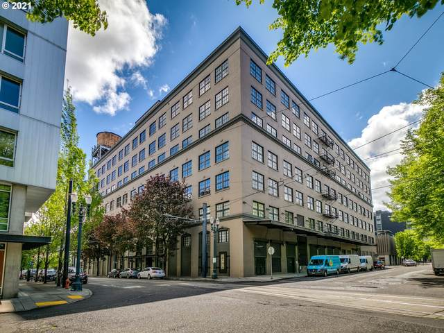 1420 NW Lovejoy St #514, Portland, OR 97209 (MLS #21399562) :: Holdhusen Real Estate Group