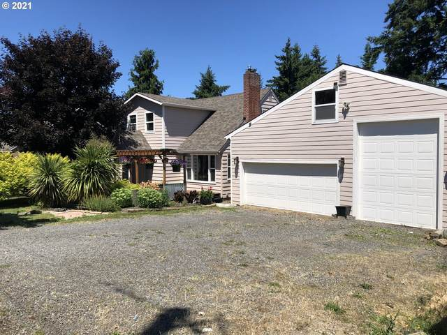 17185 SW Bany Rd, Beaverton, OR 97007 (MLS #21399752) :: Townsend Jarvis Group Real Estate