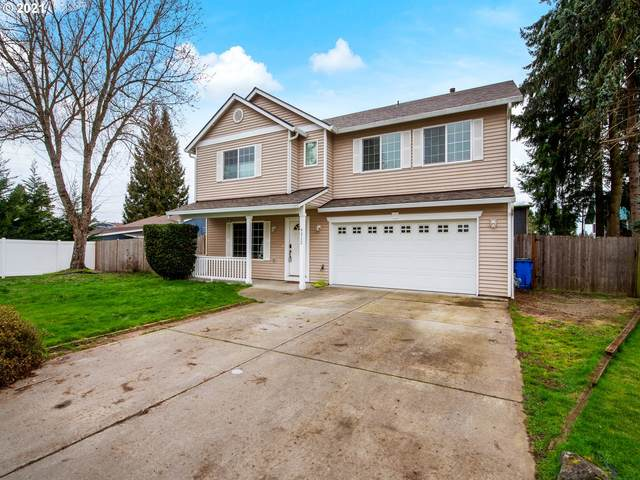 9312 NE 97TH Cir, Vancouver, WA 98662 (MLS #21399869) :: Brantley Christianson Real Estate