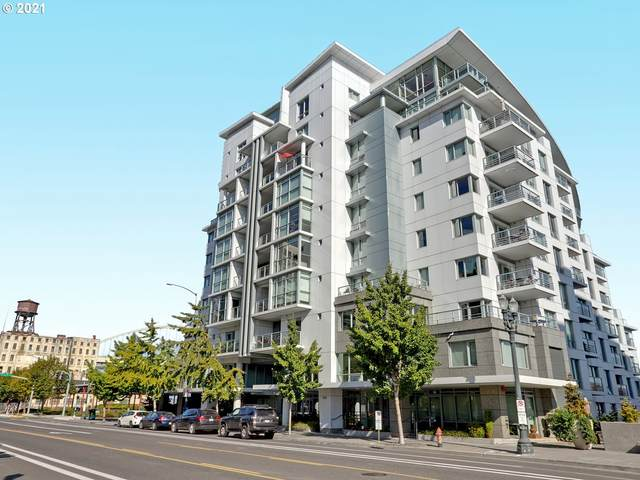 1310 NW Naito Pkwy #1008, Portland, OR 97209 (MLS #21400235) :: Cano Real Estate