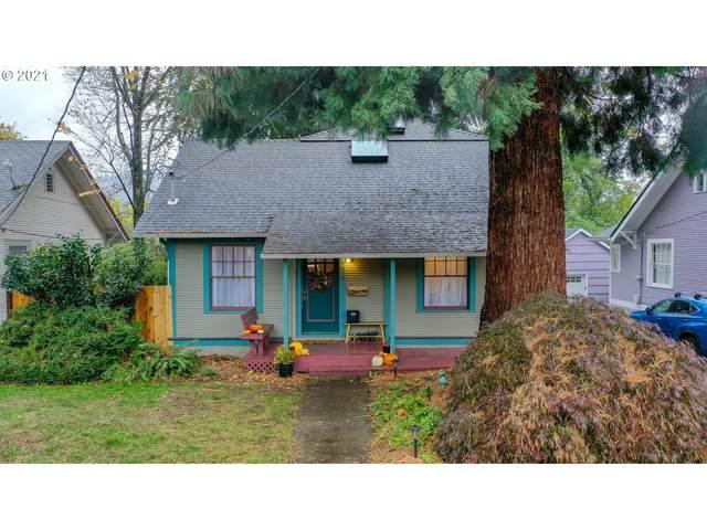 9016 N Willamette Blvd, Portland, OR 97203 (MLS #21400243) :: Fox Real Estate Group