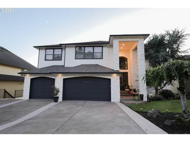 5257 NW Fernridge Dr, Camas, WA 98607 (MLS #21400528) :: The Haas Real Estate Team