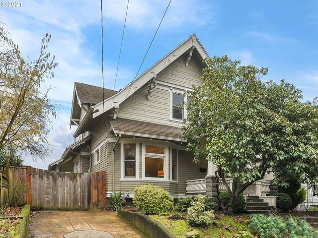 2940 SE Woodward St, Portland, OR 97202 (MLS #21400574) :: Townsend Jarvis Group Real Estate