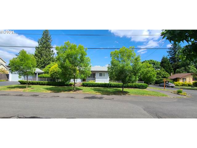 7431 NE Failing St, Portland, OR 97213 (MLS #21400662) :: The Pacific Group