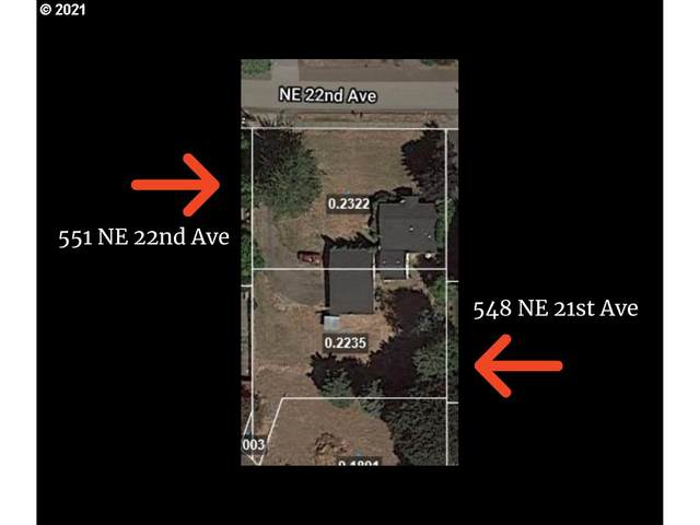 551 NE 22ND Ave, Canby, OR 97013 (MLS #21400708) :: Next Home Realty Connection