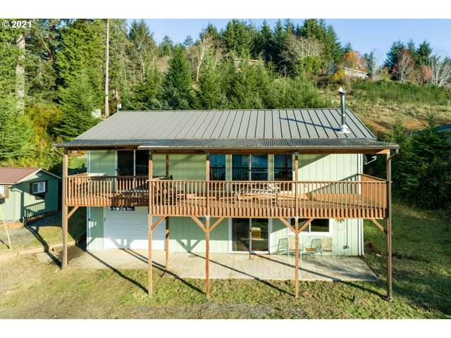 83395 Erhart Rd, Florence, OR 97439 (MLS #21400741) :: Song Real Estate