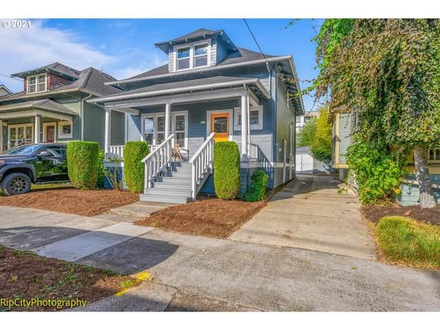 4131 NE Cleveland Ave, Portland, OR 97211 (MLS #21401050) :: Oregon Farm & Home Brokers