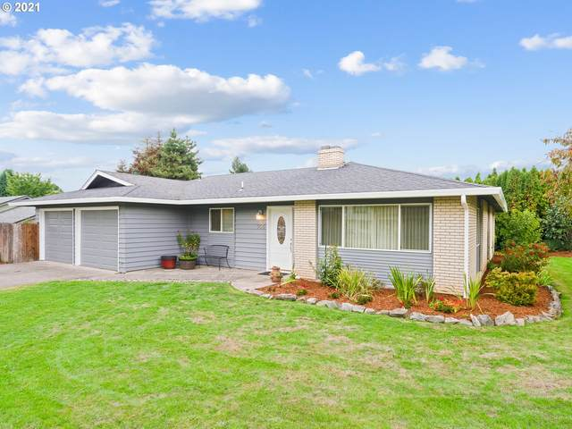 900 NW 91ST St, Vancouver, WA 98665 (MLS #21401252) :: The Pacific Group