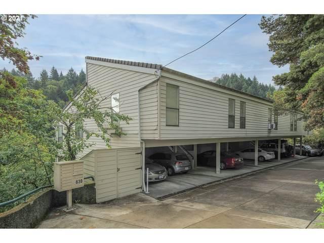 830 SW Broadway Dr #2, Portland, OR 97201 (MLS #21401317) :: Real Estate by Wesley