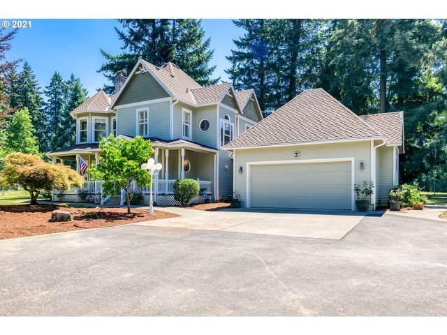 32302 SE Brooks Rd, Boring, OR 97009 (MLS #21401363) :: Keller Williams Portland Central