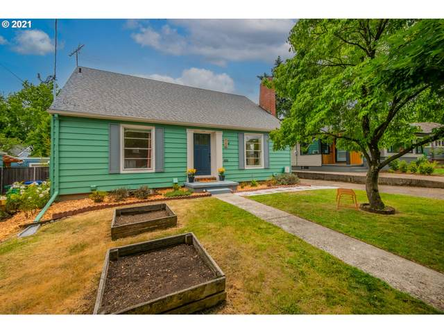 4206 NE 73RD Ave, Portland, OR 97218 (MLS #21401488) :: Song Real Estate