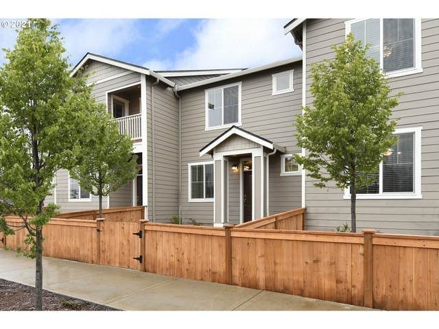 7022 NE 154TH Ave, Vancouver, WA 98682 (MLS #21401612) :: Song Real Estate