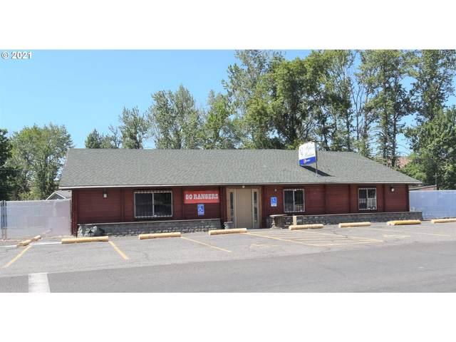 25 S Main St, Dufur, OR 97021 (MLS #21401770) :: McKillion Real Estate Group
