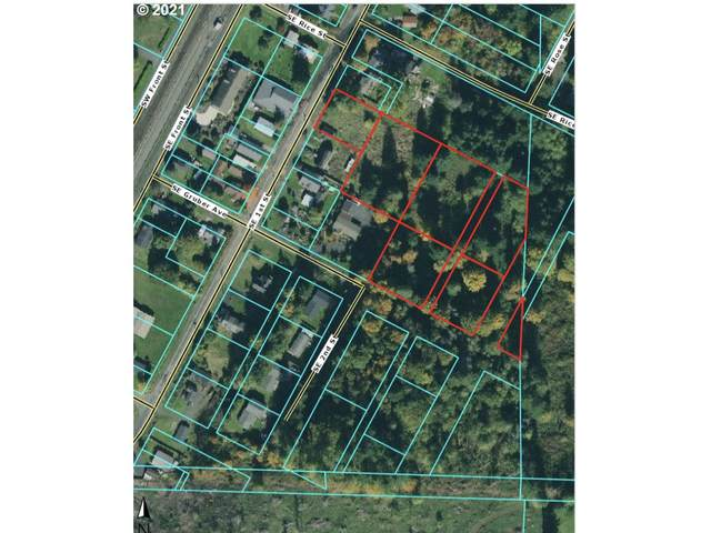 0 SE 1ST St, Winlock, WA 98596 (MLS #21401841) :: Premiere Property Group LLC