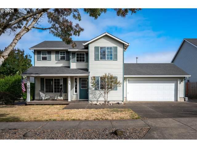 709 E Henry Rd, Newberg, OR 97132 (MLS #21401843) :: Fox Real Estate Group