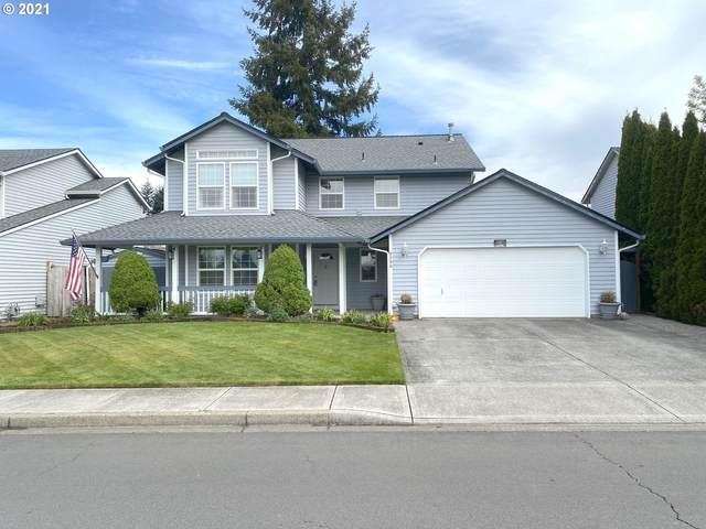 9206 NE 90TH St, Vancouver, WA 98660 (MLS #21402083) :: RE/MAX Integrity