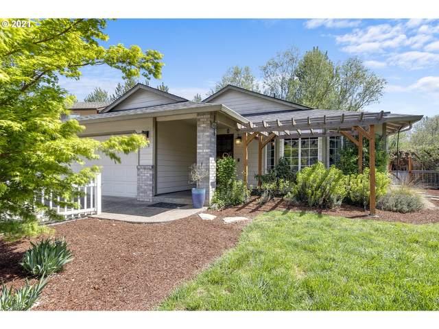 9911 NE 65TH Ct, Vancouver, WA 98660 (MLS #21402428) :: Premiere Property Group LLC