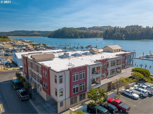 75 Harbor St #301, Florence, OR 97439 (MLS #21402812) :: Real Tour Property Group