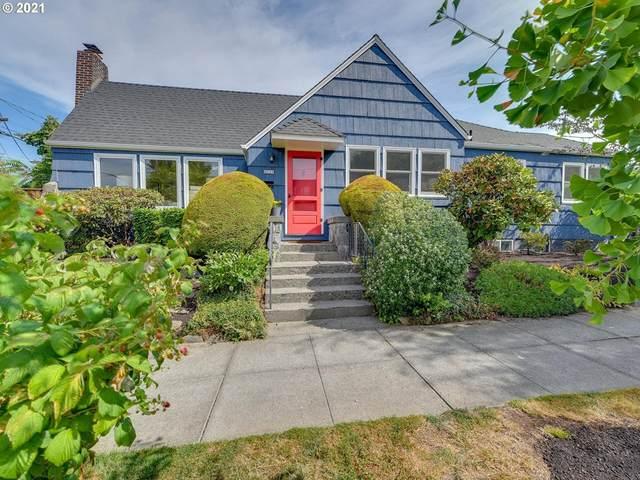 4909 SE Madison St, Portland, OR 97215 (MLS #21402822) :: Beach Loop Realty