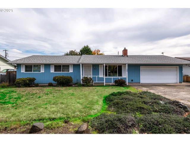 1304 N 19TH St, Cottage Grove, OR 97424 (MLS #21403041) :: The Haas Real Estate Team