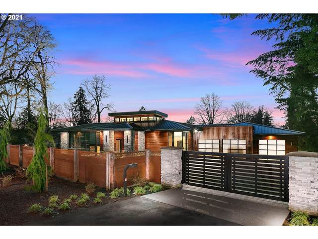 5185 Carman Dr, Lake Oswego, OR 97035 (MLS #21403267) :: The Pacific Group