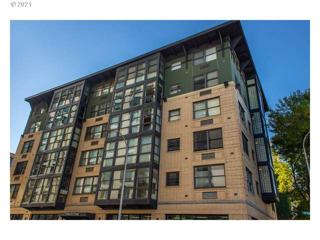 1134 SW Jefferson St #609, Portland, OR 97201 (MLS #21403570) :: Gustavo Group