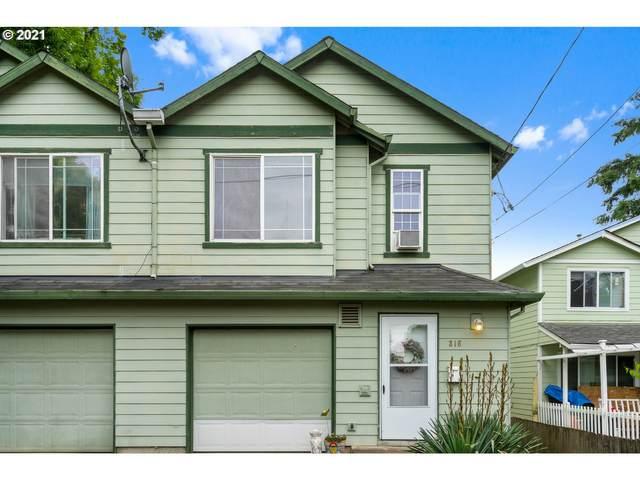 316 SE 88TH Ave, Portland, OR 97216 (MLS #21404022) :: Beach Loop Realty