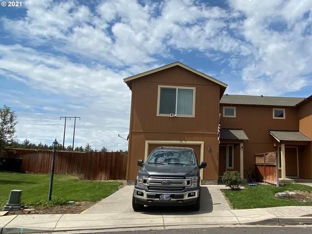 988 SE Kierra Pl, Madras, OR 97741 (MLS #21404231) :: Oregon Farm & Home Brokers