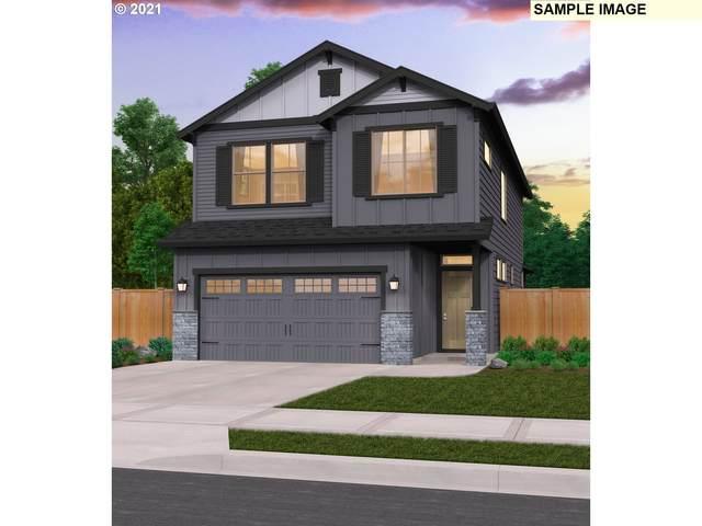 S Sockeye Dr, Ridgefield, WA 98642 (MLS #21404393) :: Song Real Estate