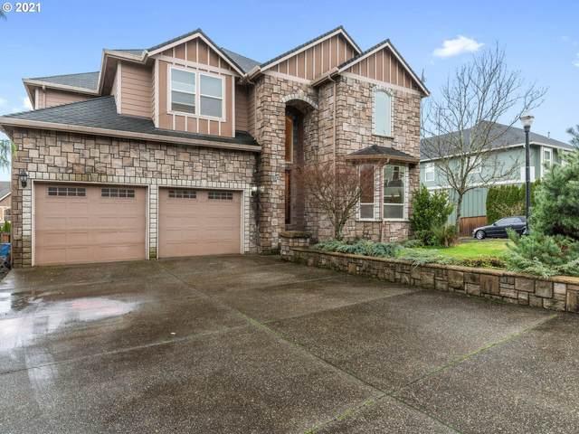 786 W U St, Washougal, WA 98671 (MLS #21404436) :: The Haas Real Estate Team