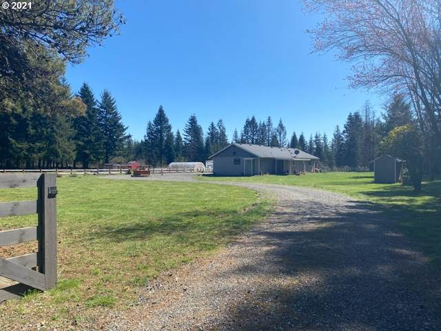 52 Harder Rd, Washougal, WA 98671 (MLS #21404972) :: Song Real Estate
