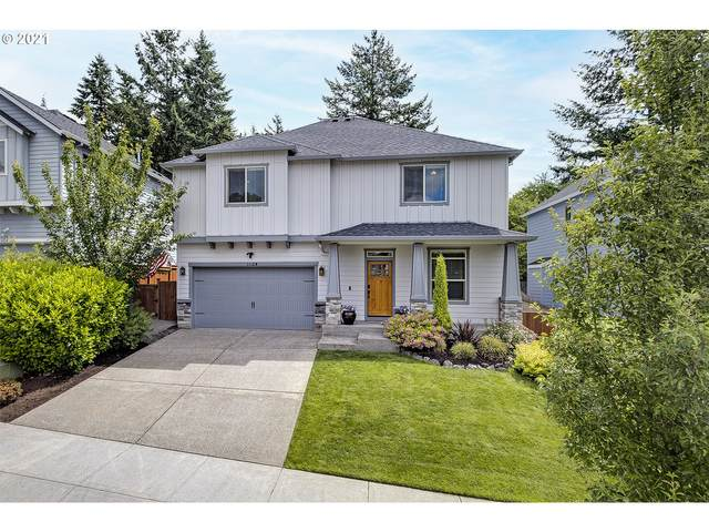 11124 SE 100TH Ave, Happy Valley, OR 97086 (MLS #21405023) :: Lux Properties
