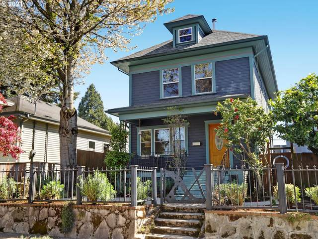 4056 N Michigan Ave, Portland, OR 97227 (MLS #21405067) :: Next Home Realty Connection