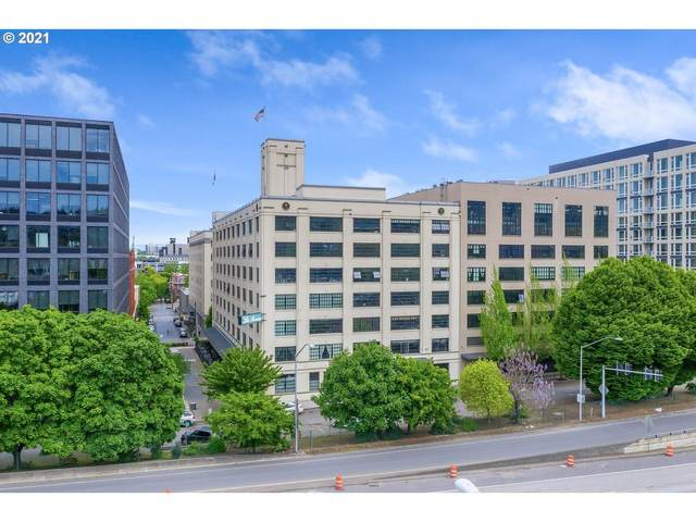 1400 NW Irving St #306, Portland, OR 97209 (MLS #21405084) :: Holdhusen Real Estate Group