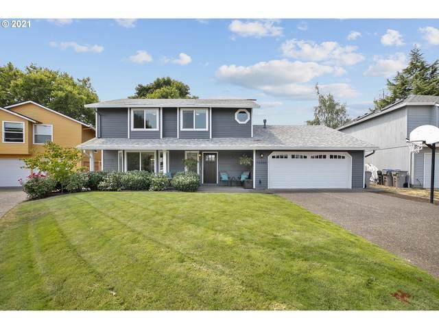 16366 NW Oak Hills Dr, Beaverton, OR 97006 (MLS #21405175) :: Real Estate by Wesley