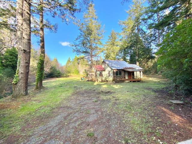 88619 Hwy 42, Bandon, OR 97411 (MLS #21405189) :: McKillion Real Estate Group